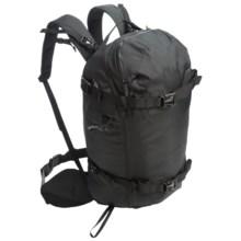 Burton [ak] 31L Backpack - Internal Frame in True Black Bonded Ripstop - Closeouts
